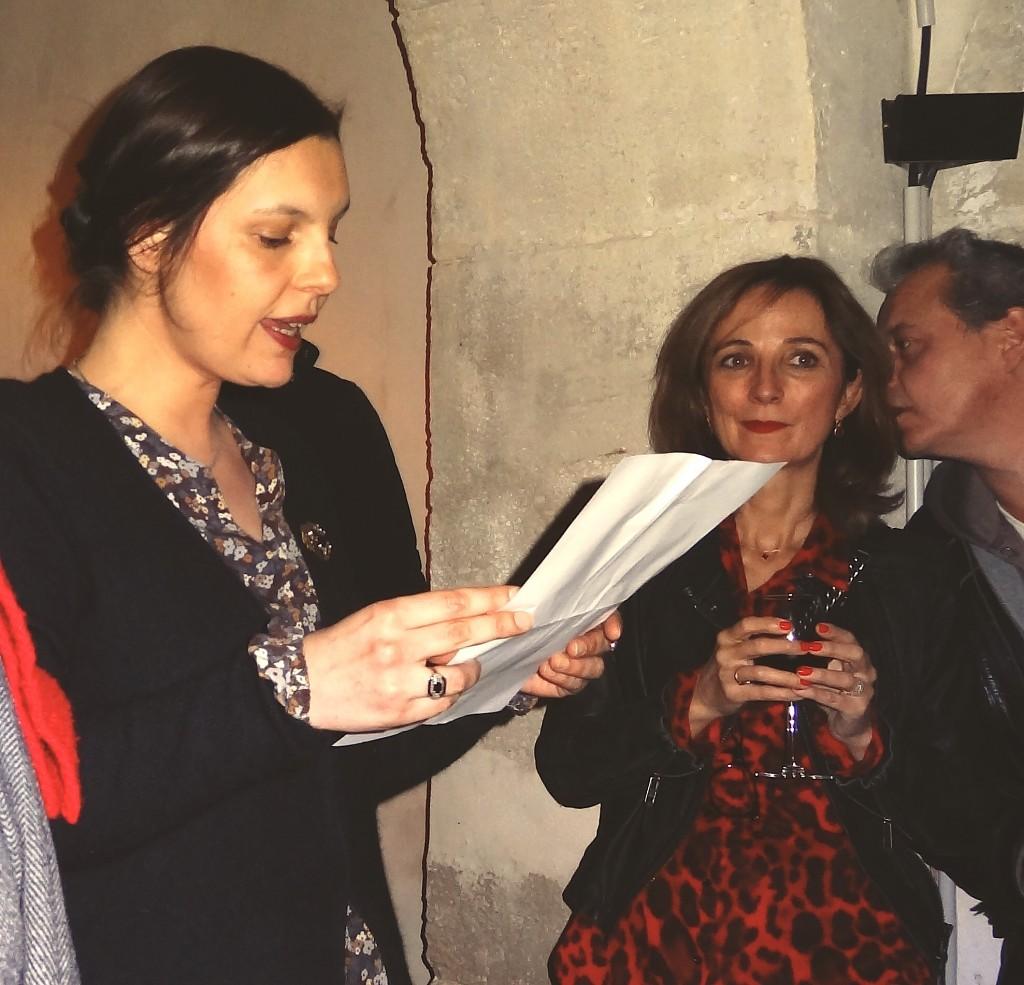 Claire Debru, Brigitte Lannaud Levy, Gregoire Bouillier