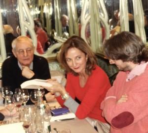 Roland Jaccard, Brigitte Lannaud Levy, Nicolas d'Estienne d'Orves