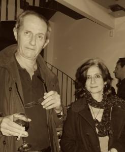 Francois Taillandier, Florence Marion