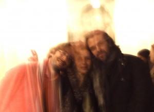 Apparition divine au-dessus de Nicolas d'Estienne d'Orves, Claire Debru et Aymeric Caron