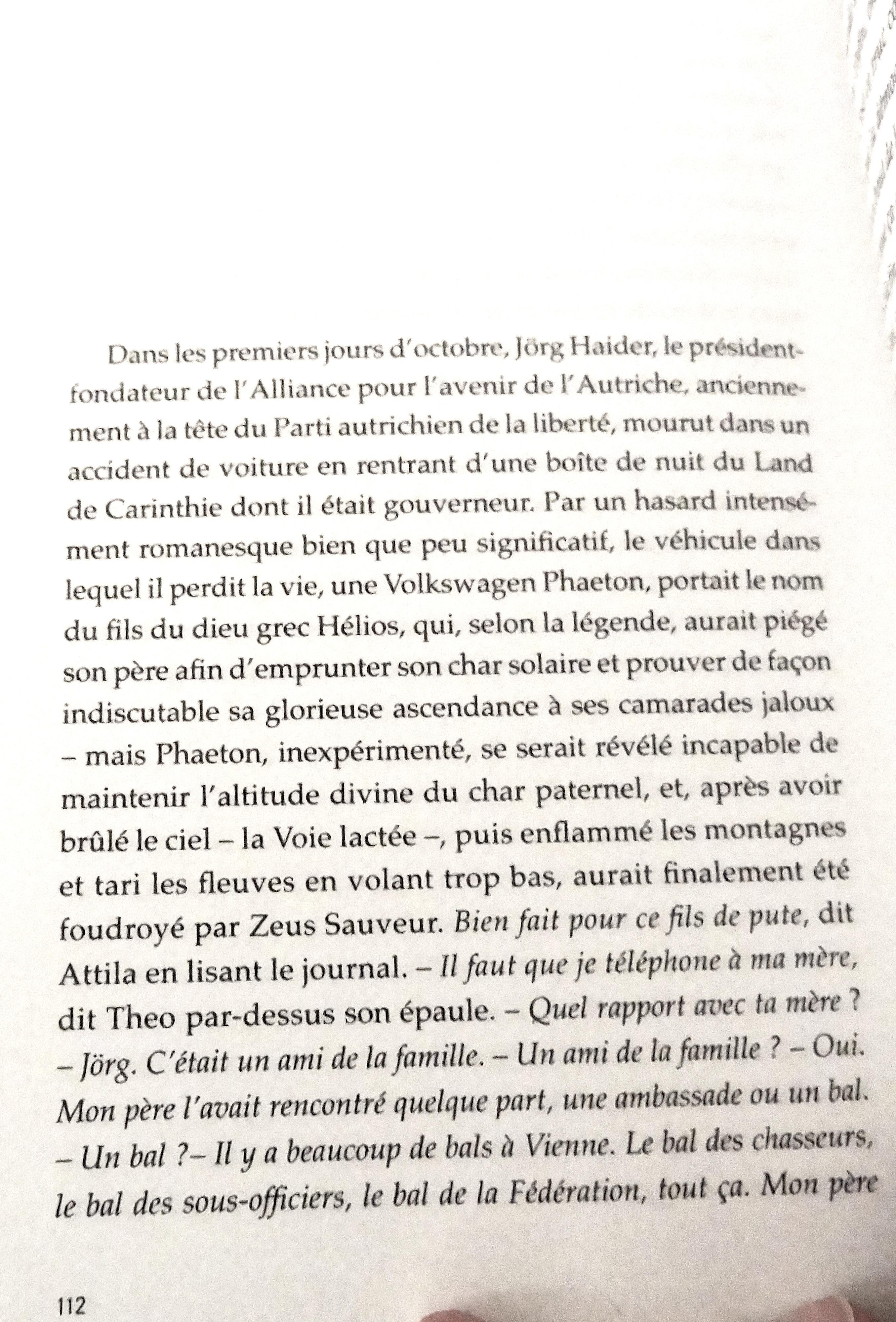 Prix de la Page 112 Unveils Shortlist - Frenchly